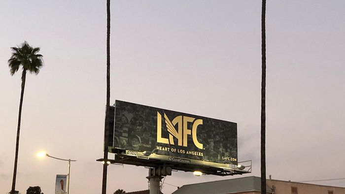 Brand First, Fans First - the LAFC story