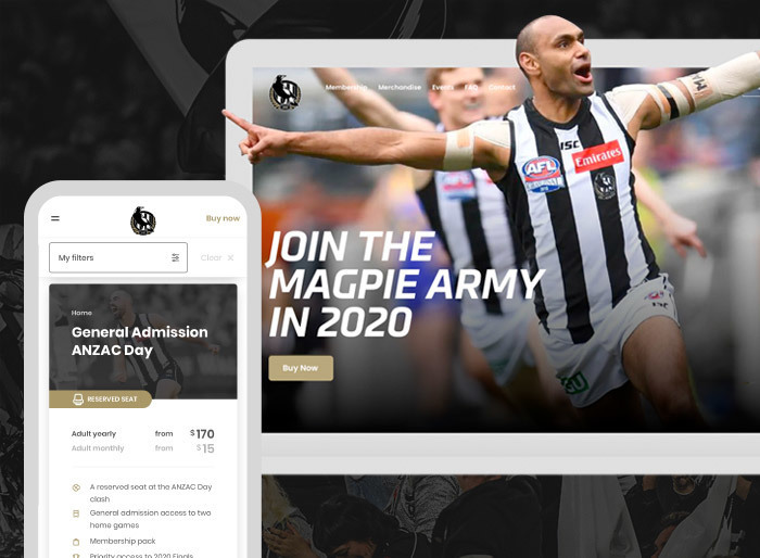 Magpies Membership