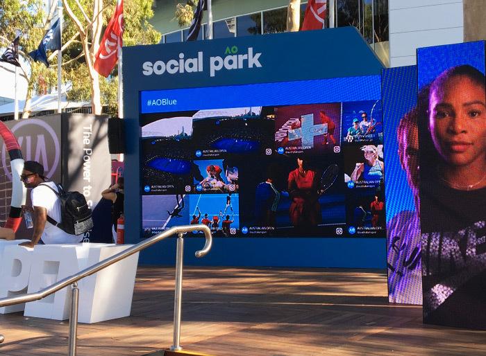 AO Social Park
