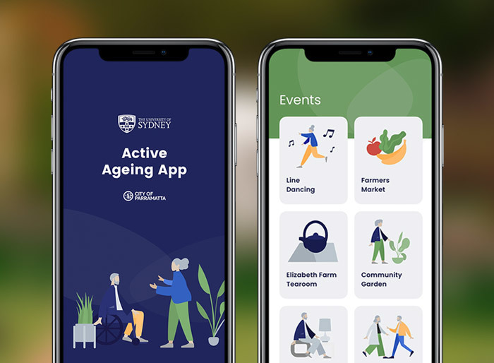 Active Ageing App